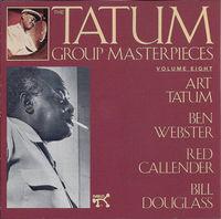 Art Tatum - Group Masterpieces, Volume Eight - CD
