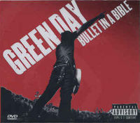Green Day - Bullet In A Bible - CD DVD
