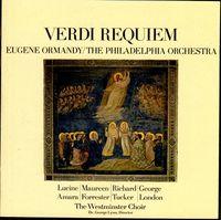 Eugene Ormandy - Verdi: Requiem - SACD