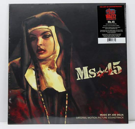 Joe Delia - Ms 45 - LP
