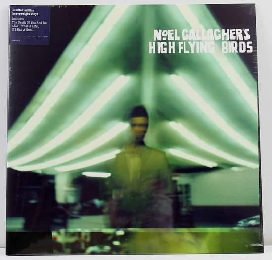 Noel Gallagher's High Flying Birds - Noel Gallagher's High Flying Birds - LP