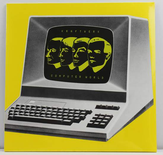 Kraftwerk - Computer World EP