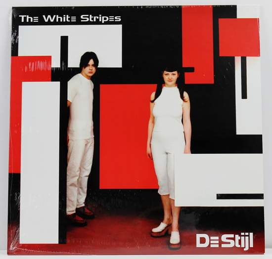 White Stripes - De Stijl Vinyl