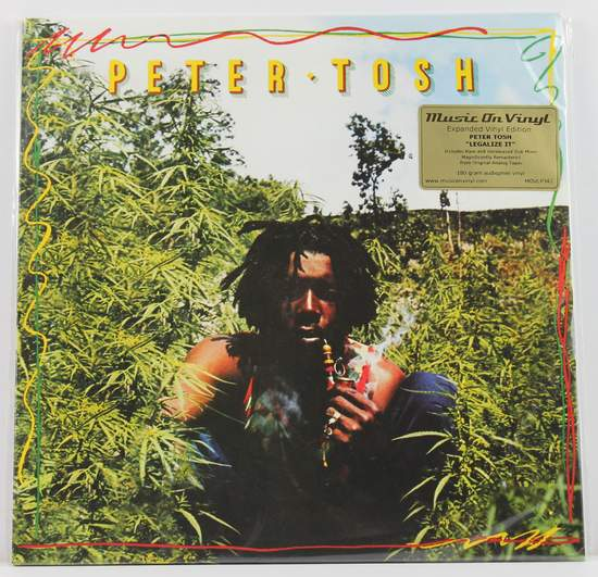 Peter Tosh - Legalise It (2lp) - LP