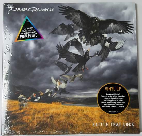 David Gilmour - Rattle That Lock - LP