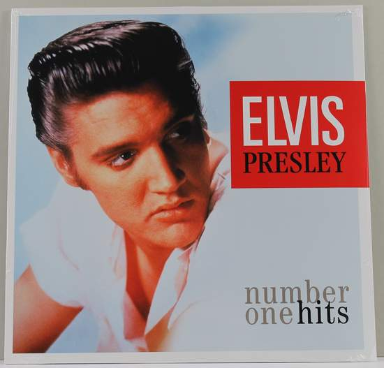 Elvis Presley - Number One Hits - LP
