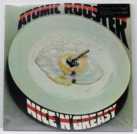 Atomic Rooster - Nice N Greasy - LP