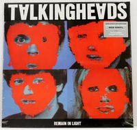 Talking Heads - Remain In Light (red Vinyl) - LP