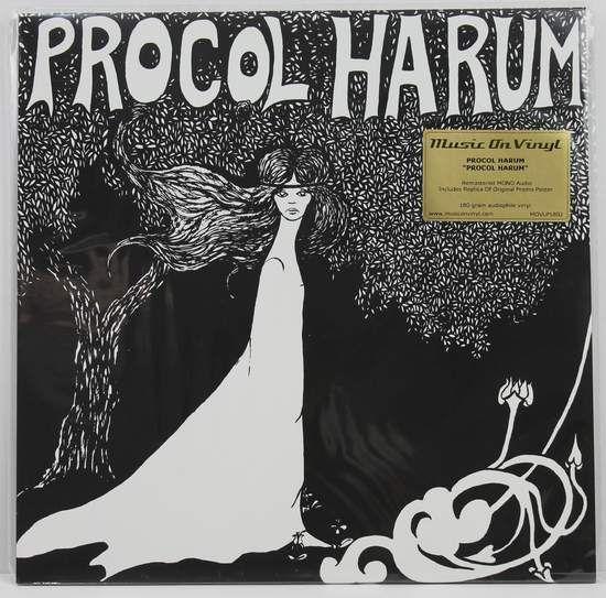 Procol Harum - Procol Harum (+poster)