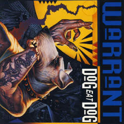 Warrant ‎ - Dog Eat Dog (1992) - LP