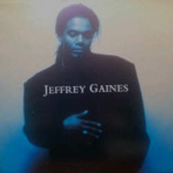 Jeffrey Gaines - Jeffrey Gaines (1992) - LP
