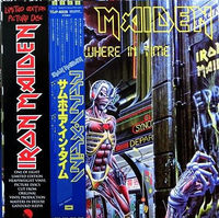 Iron Maiden - Somewhere In Time - LP Pic Disc