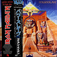 Iron Maiden - Powerslave - LP Pic Disc