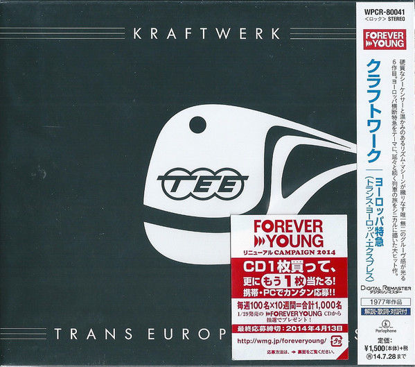 Kraftwerk - Trans Europe Express - CD
