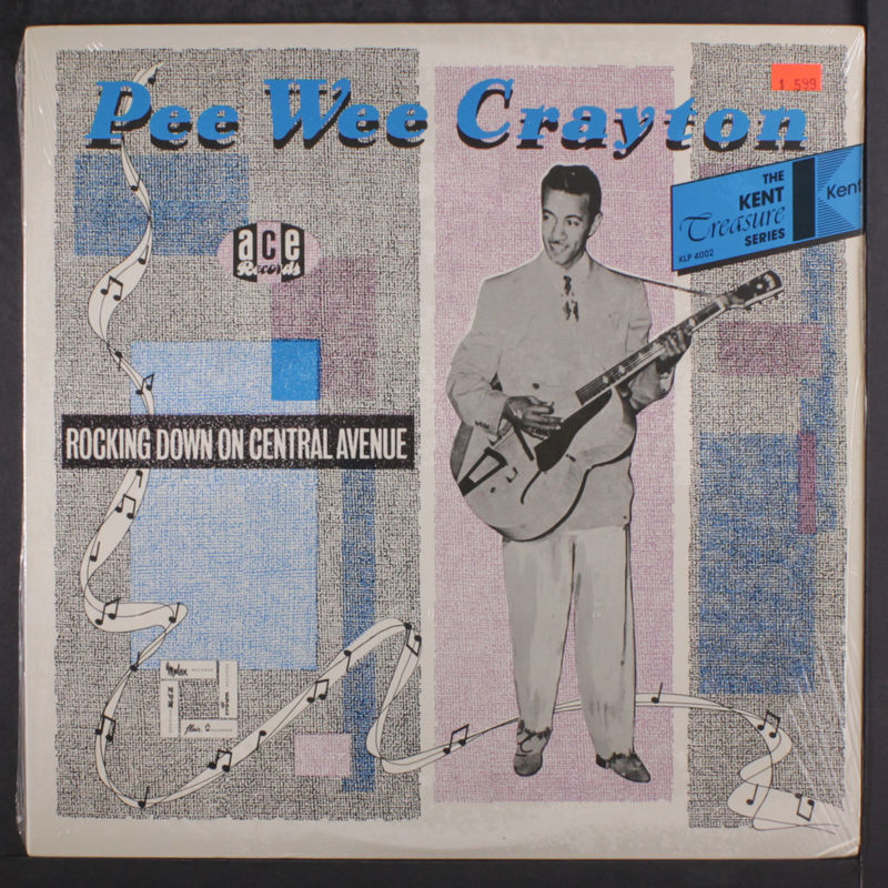Your opinion Pee wee crayton discography