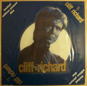 """Cliff Richard - Lean On You - 7"""" PS"""