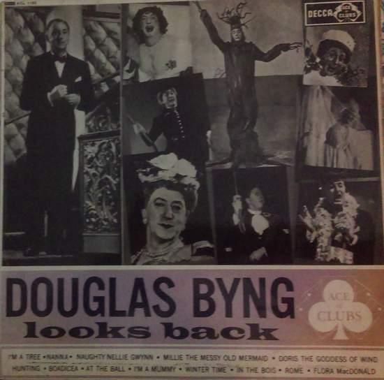 Douglas Byng - Looks Back - LP