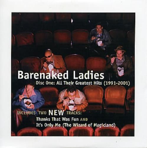 Barenaked Ladies A Records Lps Vinyl And Cds Musicstack
