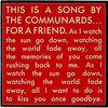 Communards - For A Friend Album