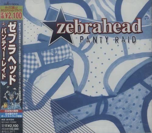 zebrahead panty raid