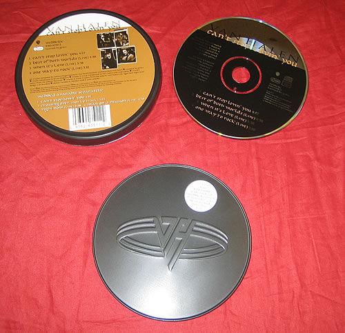 e23b8d88460 Van Halen Can t Stop Lovin  You Records