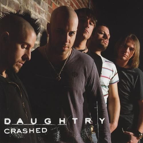 daughtry baptized vinyl