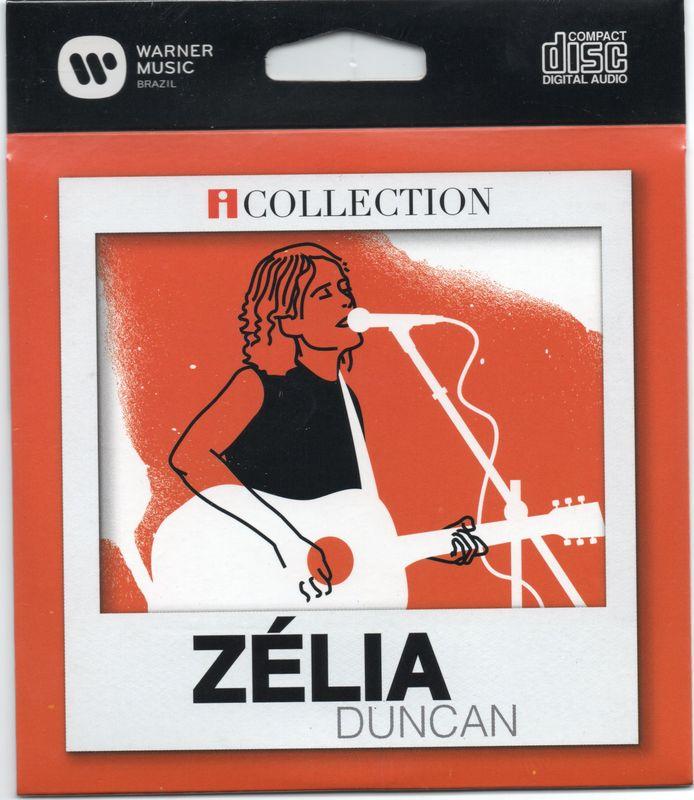 ZÉLIA DUNCAN - Icollection - CD