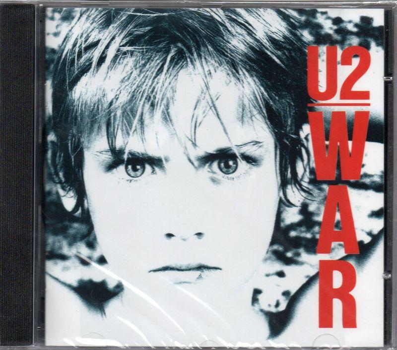 U2 - War - CD