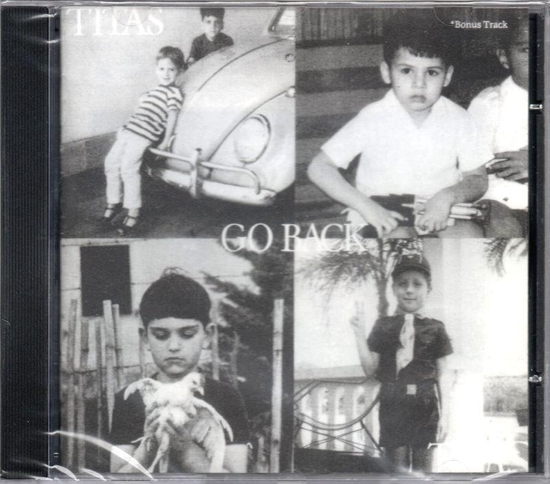 TITÃS - Go Back - CD