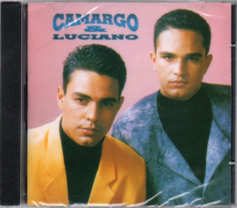 ZEZÉ DI CAMARGO & LUCIANO - Camargo & Luciano - CD