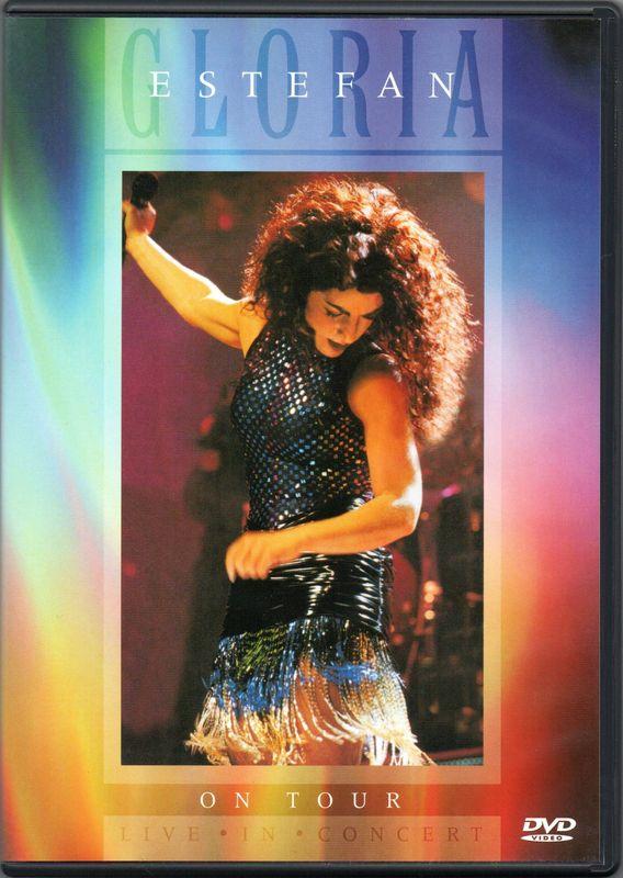 GLORIA ESTEFAN - On Tour - Live In Concert - DVD