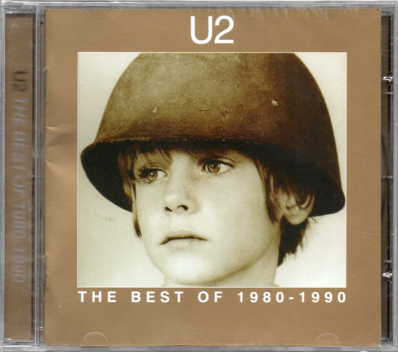 U2 - The Best Of 1980-1990 - CD