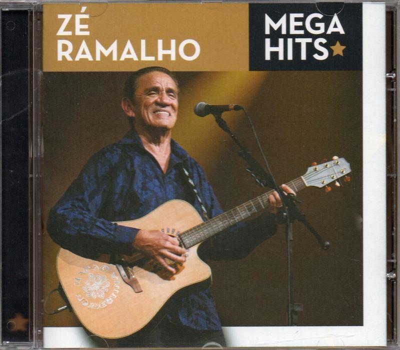 ZÉ RAMALHO - Mega Hits - CD