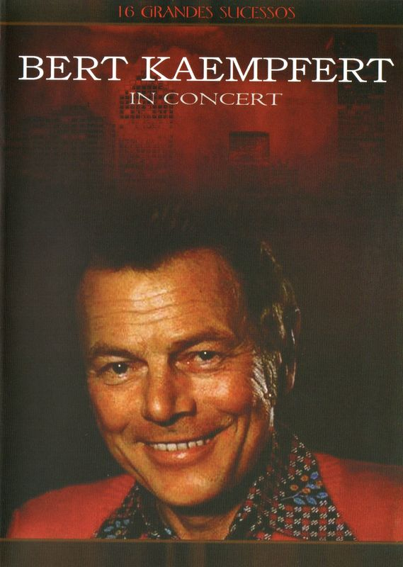 BERT KAEMPFERT - In Concert - DVD