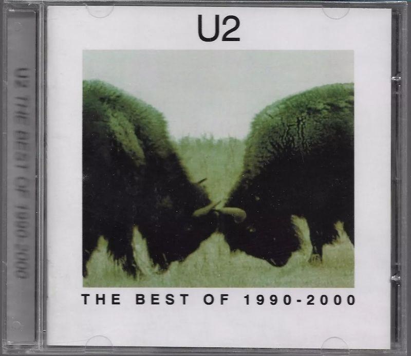 U2 - The Best Of 1990-2000 - CD