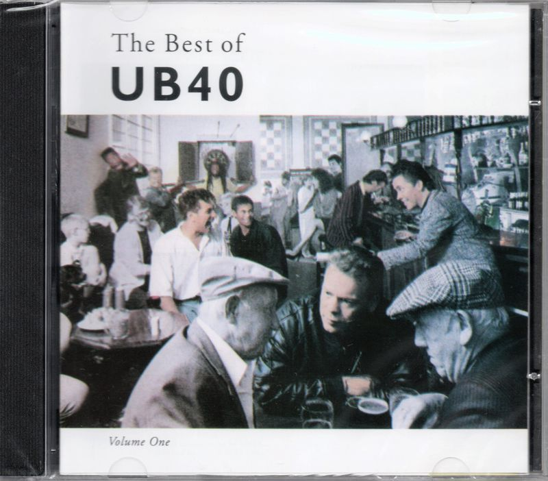 UB40 - The Best Of Ub40 - Volume One - CD