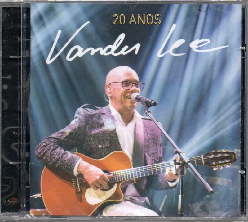 VANDER LEE - 20 Anos - CD