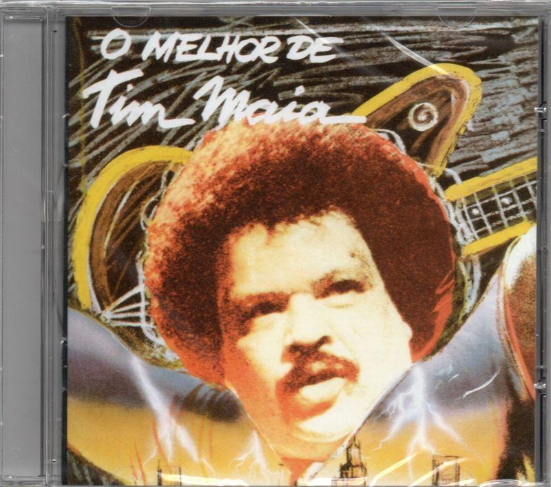 TIM MAIA - O Melhor De - CD
