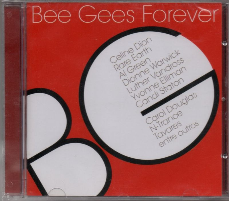 VARIOUS - Bee Gees Forever - CD