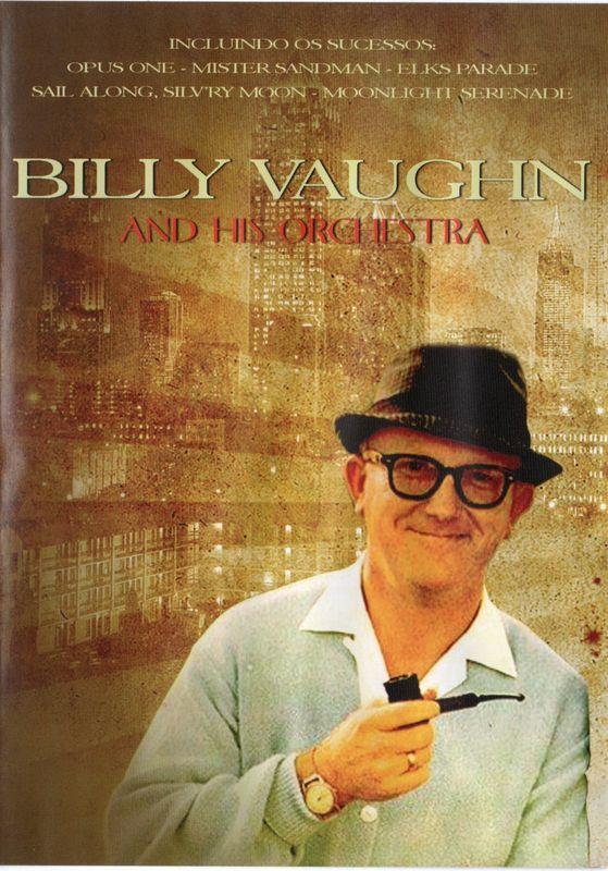 BILLY VAUGHN & HIS ORCHESTRA - Live At Nakano Sun Plaza Hall - DVD
