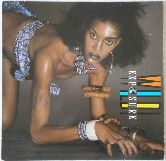 Exposure - Wild! - LP