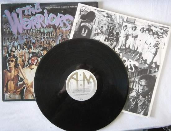 Various - The Warriors - LP