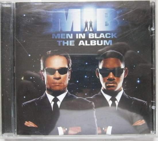 Various - Men In Black - The Album - CD