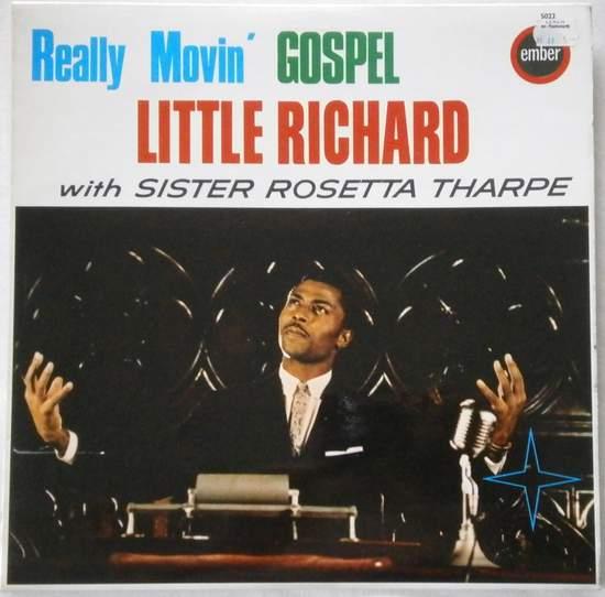 Little Richard - Really Movin' Gospel - LP
