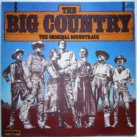 Jerome Moross - The Big Country (the Original Soundtrack) - LP