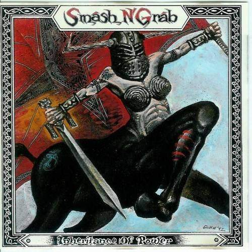 Smash N' Grab - Inheritance Of Power - CD