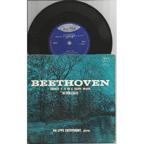 Beethoven, Sonate N14 En Ut Mineur, Clair De Lune