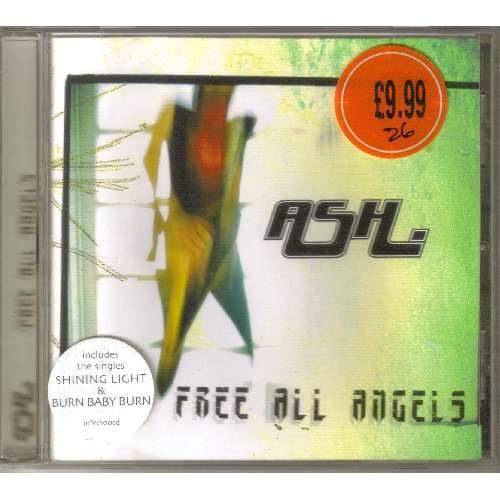 Ash - Free All Angels LP
