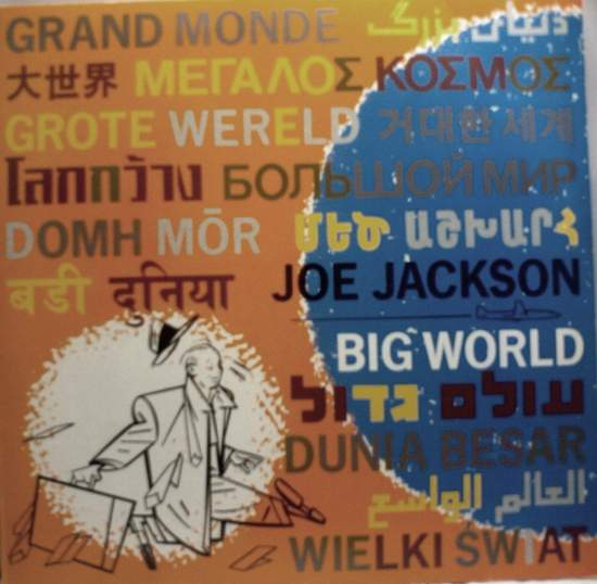 Jackson, joe - Big World LP