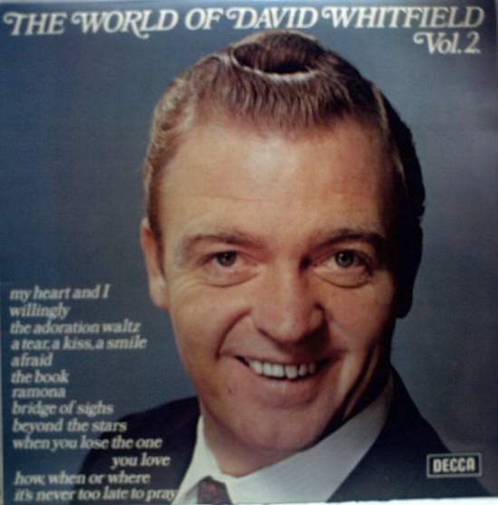 Whitfield, david - The World Of Vol.2